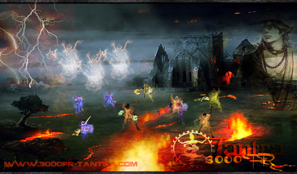 Tantra 3000fr Back Event Create a wallpaper To replace the
