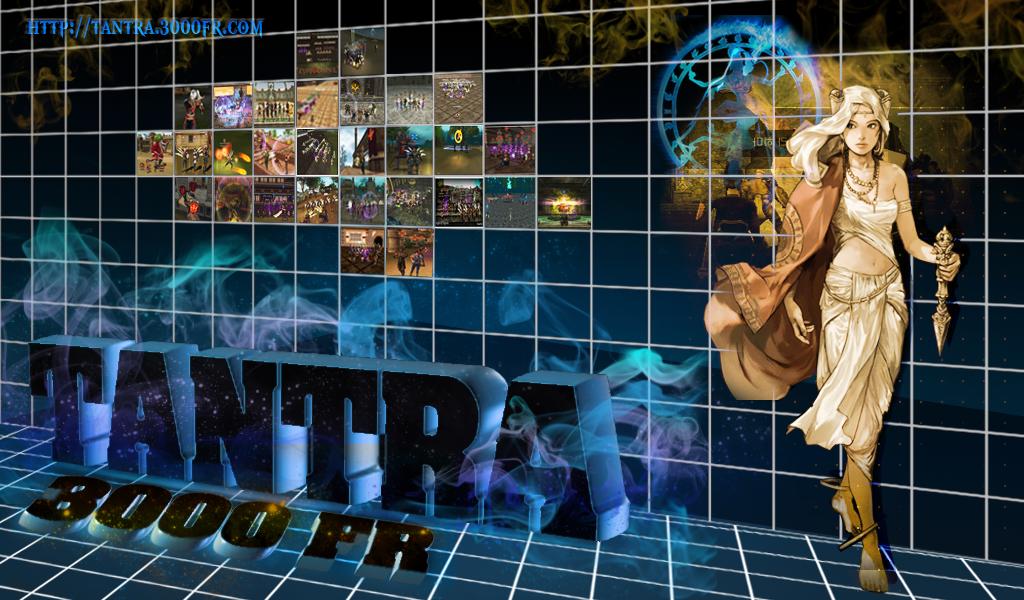 Tantra 3000fr MMORPG 3D FREE GRATUIT - PVP Etc...